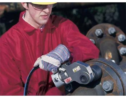 ECITB  Hand & Hydraulically Torque Bolted Connections MJi-10 & 19